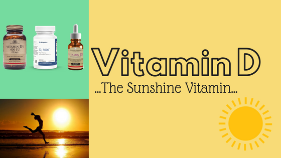 Vitamin D: It Can Save Your Life