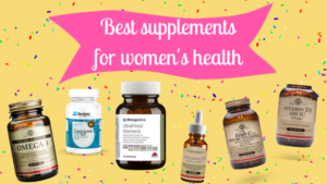 The 10 Best Supplements for Women